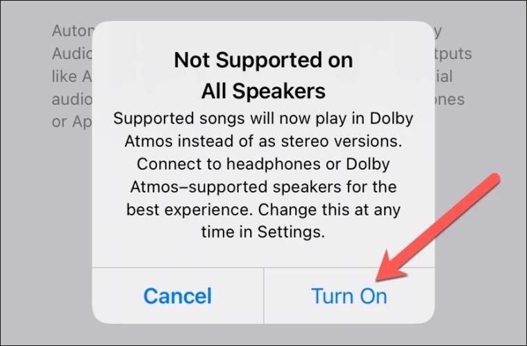 Cách kích hoạt tính năng nghe nhạc chất lượng cao trên iPhone-10
