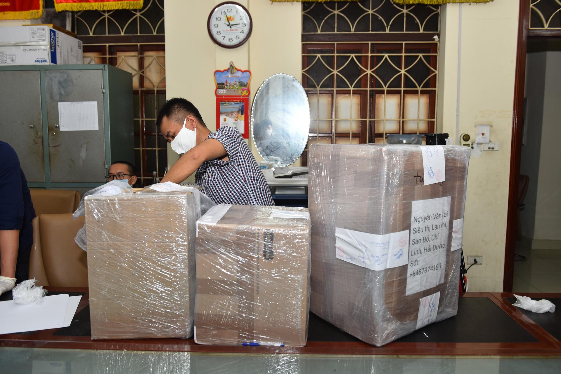 Triệt phá đường dây ma túy lớn nhất từ Châu Âu về Việt Nam qua đường hàng không-2
