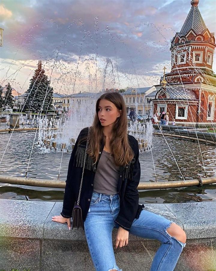 Ảnh: Nhan sắc tân Hoa hậu Trái đất Nga-6