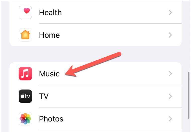 Cách kích hoạt tính năng nghe nhạc chất lượng cao trên iPhone-2
