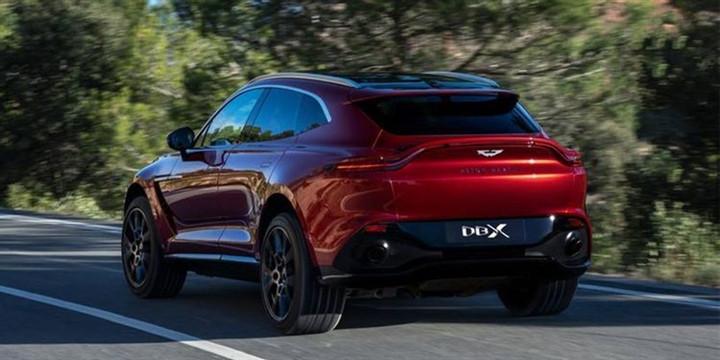 SUV quý tộc Aston Martin DBX 2021 có gì đặc biệt?-5
