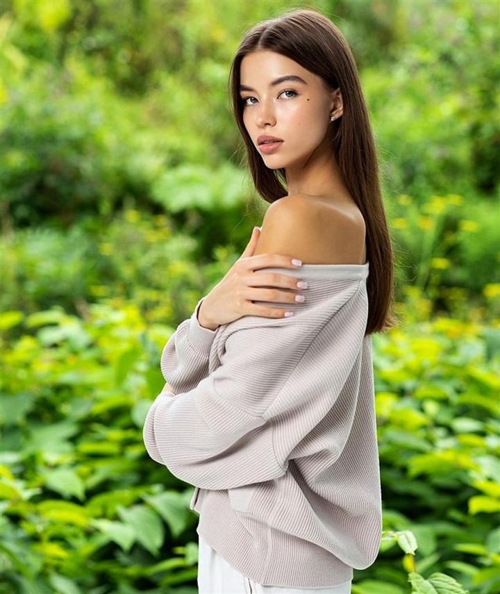 Ảnh: Nhan sắc tân Hoa hậu Trái đất Nga-5