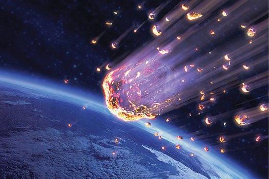 Hố va chạm thiên thạch ở Nga chứa hàng nghìn tỷ carat kim cương-1