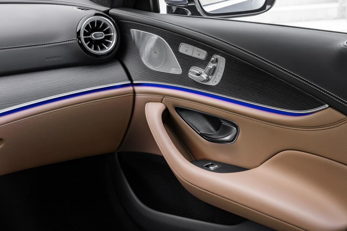 Khám phá nội - ngoại thất Mercedes-AMG GT 4 cửa 2022-7