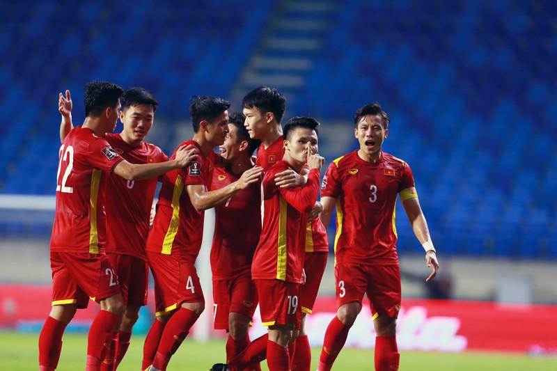 Tuyển Việt Nam đứng ở đâu trong bảng xếp hạng đặc biệt của FIFA? - 2