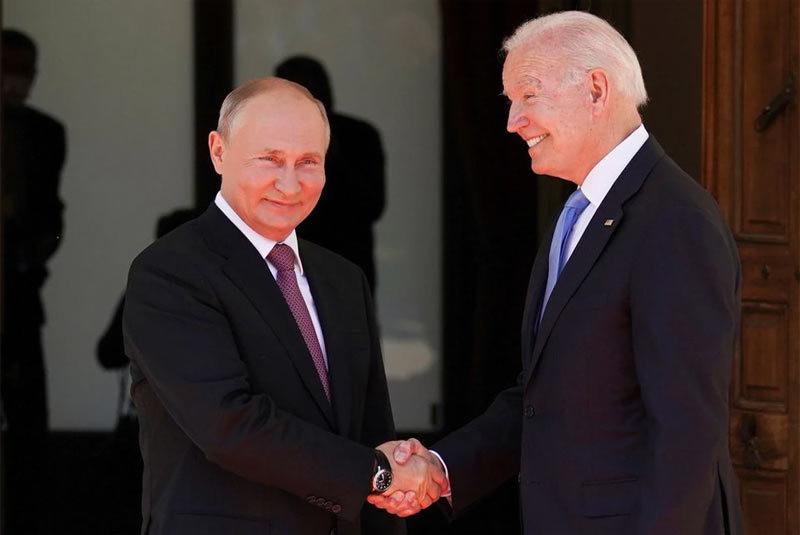Tổng thống Biden muốn dồn ông Putin vào thế bí?-1