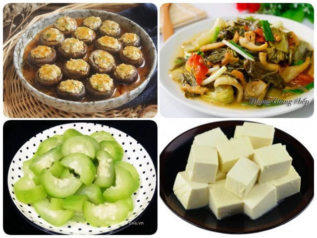 Hôm nay ăn gì: Đổi bữa, vợ nấu món nào cũng ngon, đậm đà, thanh mát trôi cơm ngày nóng-3