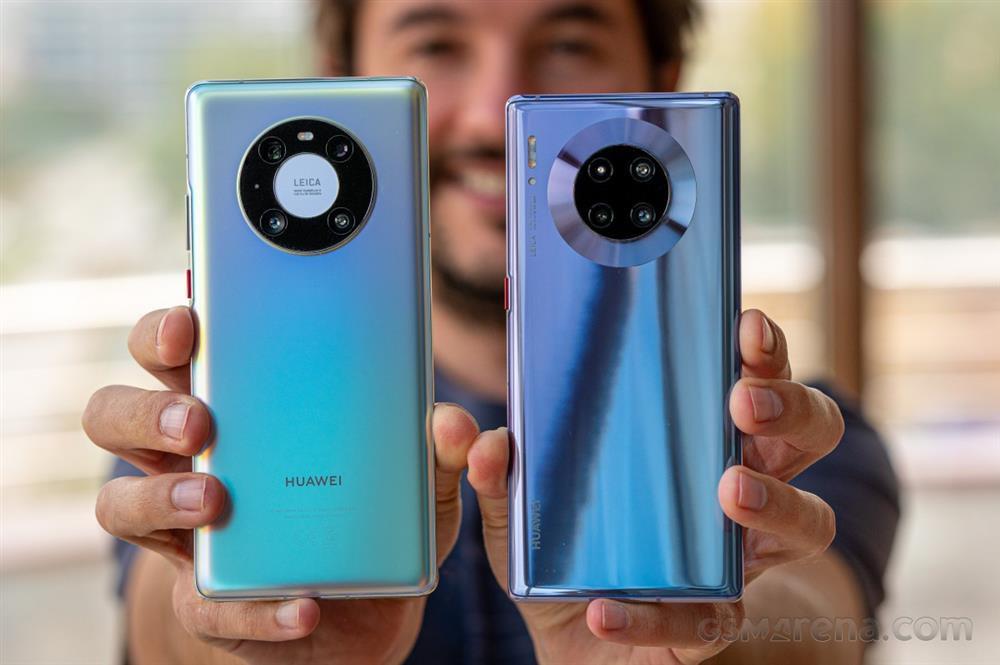 Huawei dừng ra mắt dòng smartphone cao cấp-1