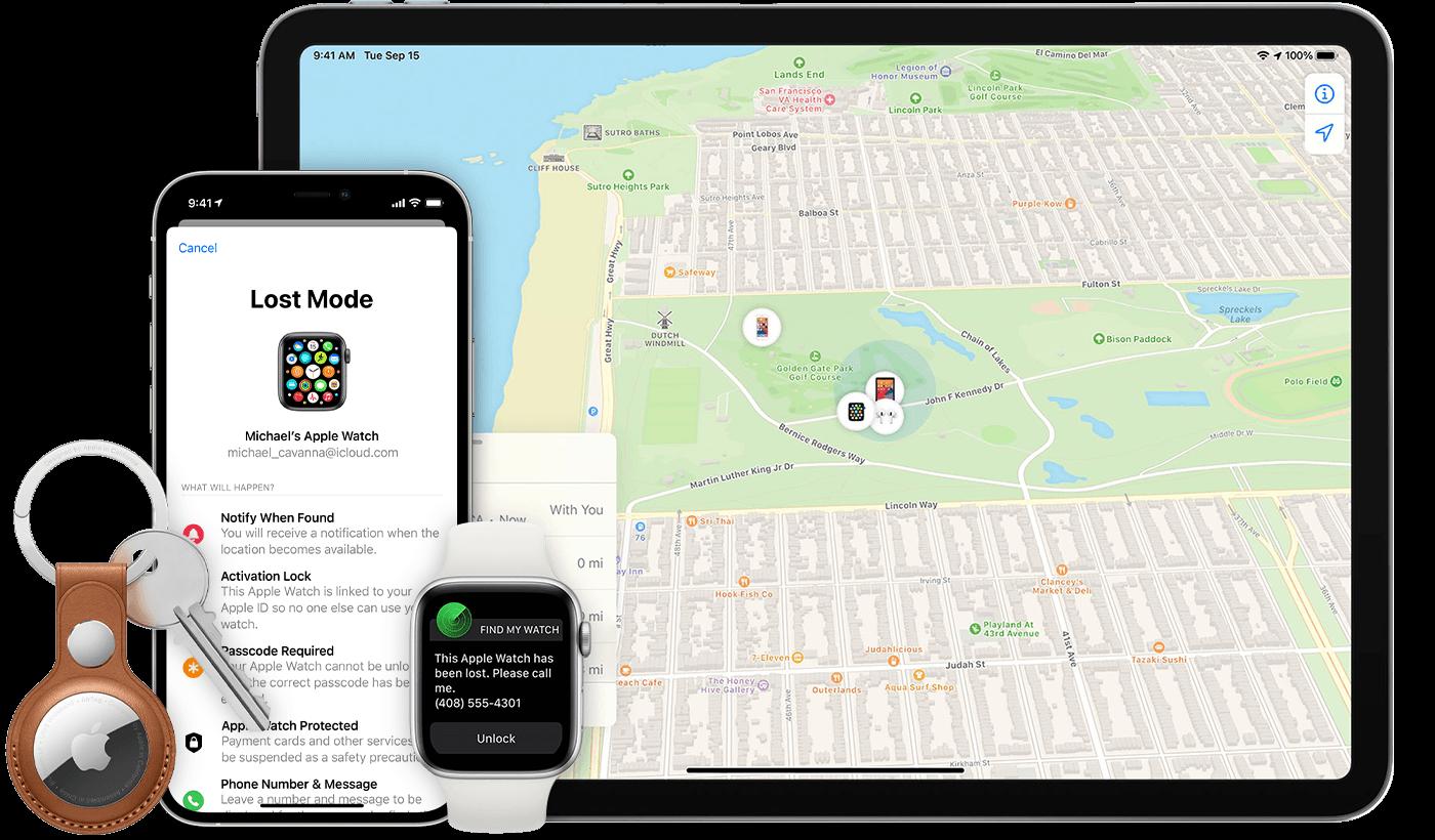 Google đang phát triển mạng lưới tìm kiếm thiết bị tương tự Find My của Apple-1
