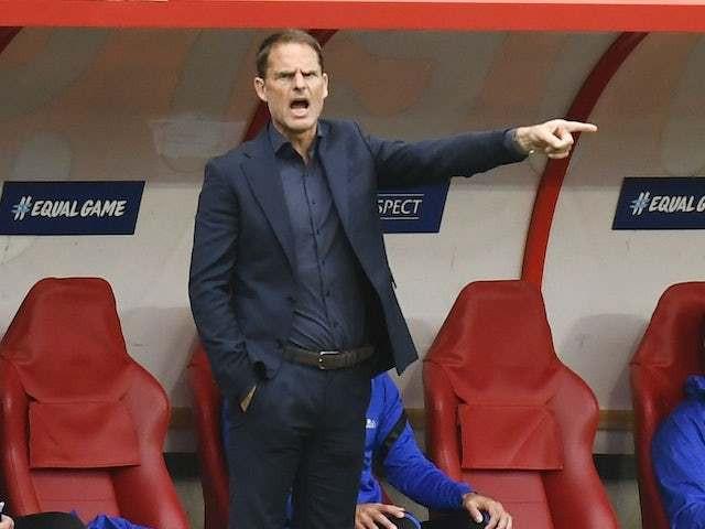 Frank de Boer: 'Hà Lan có thể đánh bại mọi đối thủ EURO 2020'-1