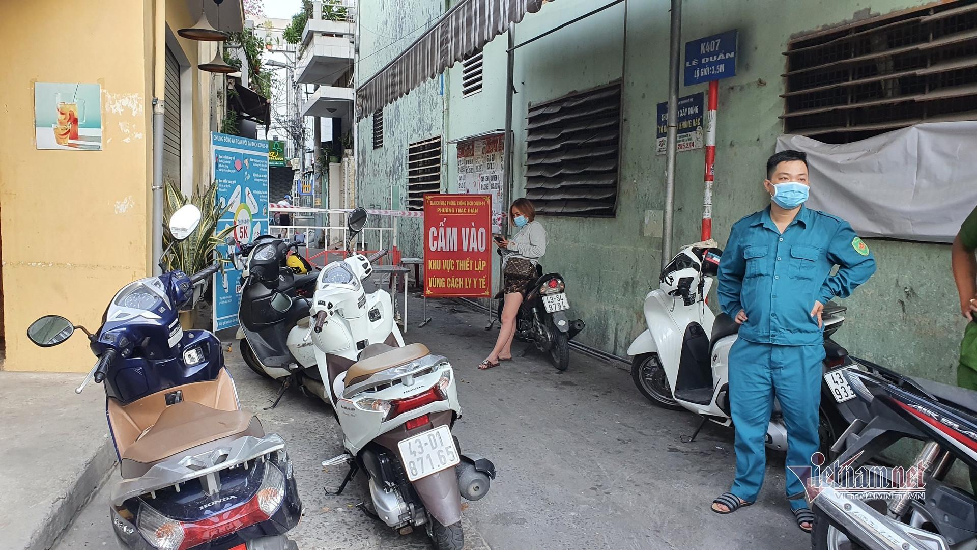 Đà Nẵng có ca dương tính nCoV trong cộng đồng sau hơn 1 tháng-1