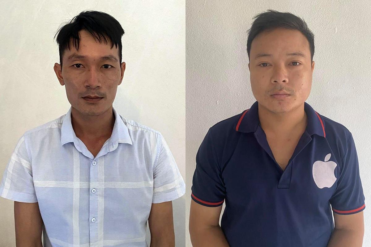 Hà Nội: Gã trai bị bắt khi đang ship bằng đại học, con dấu giả của ủy ban-1