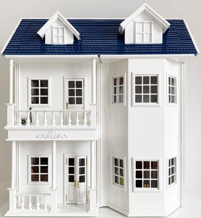 9X xinh đẹp sở hữu căn nhà không thiếu thứ gì, ai cũng thú vị khi biết sự thật-1