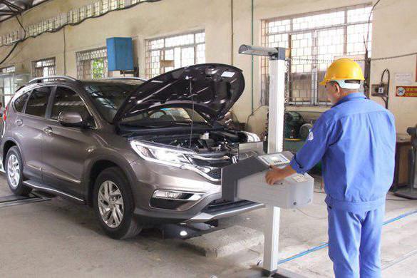 Nghiên cứu bỏ giấy chứng nhận đăng kiểm ô tô-1