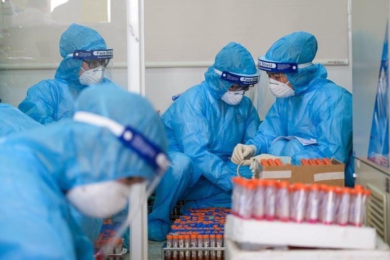 Một ngày cả nước có 264 ca mắc COVID-19, riêng TP.HCM có 149 bệnh nhân-1