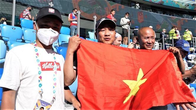 Dau an Viet tai EURO 2020 o thu do phuong Bac cua nuoc Nga hinh anh 1