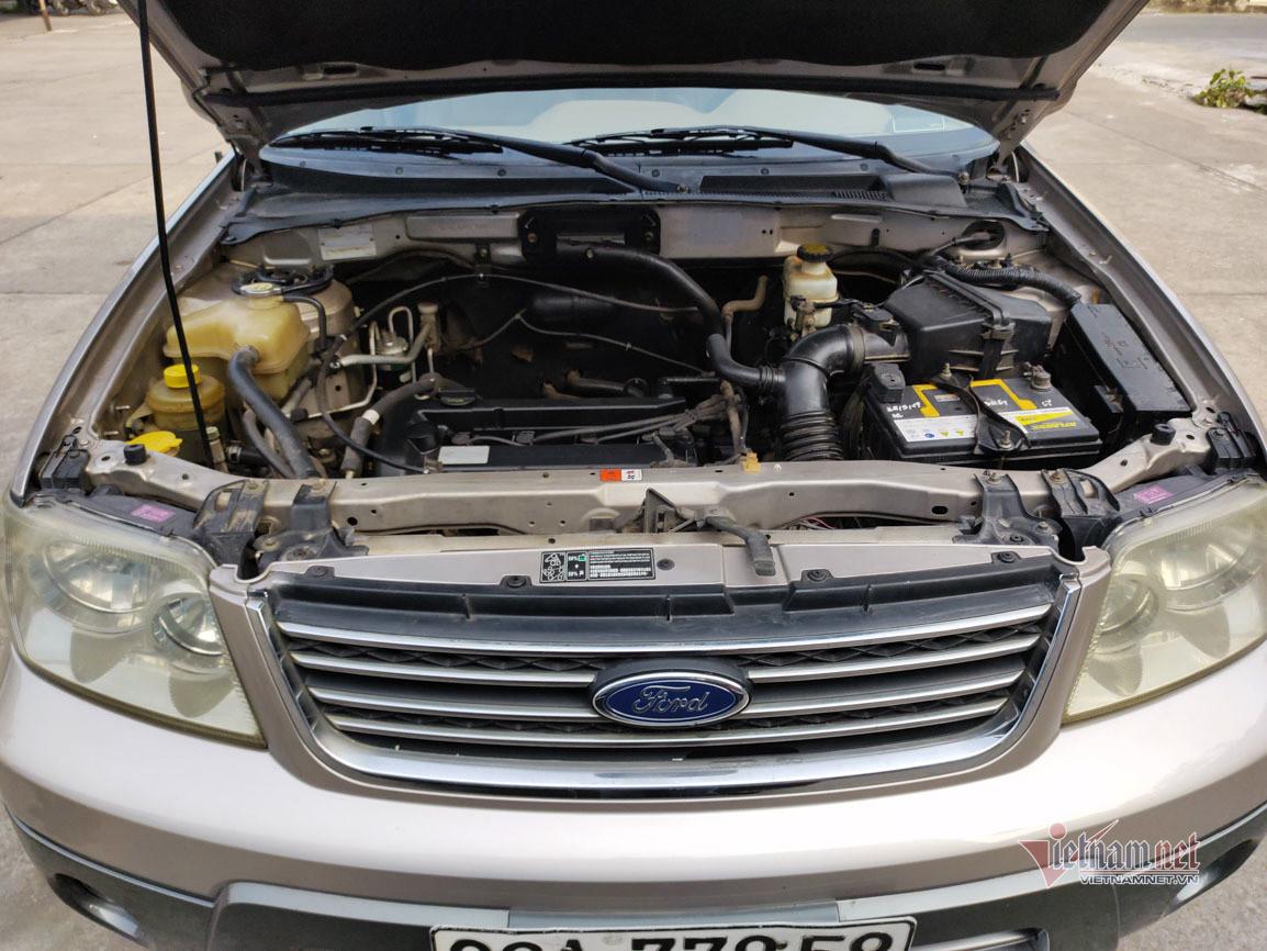 Ford Escape 2007 giá 200 triệu, ngốn xăng nhưng bền bỉ-4