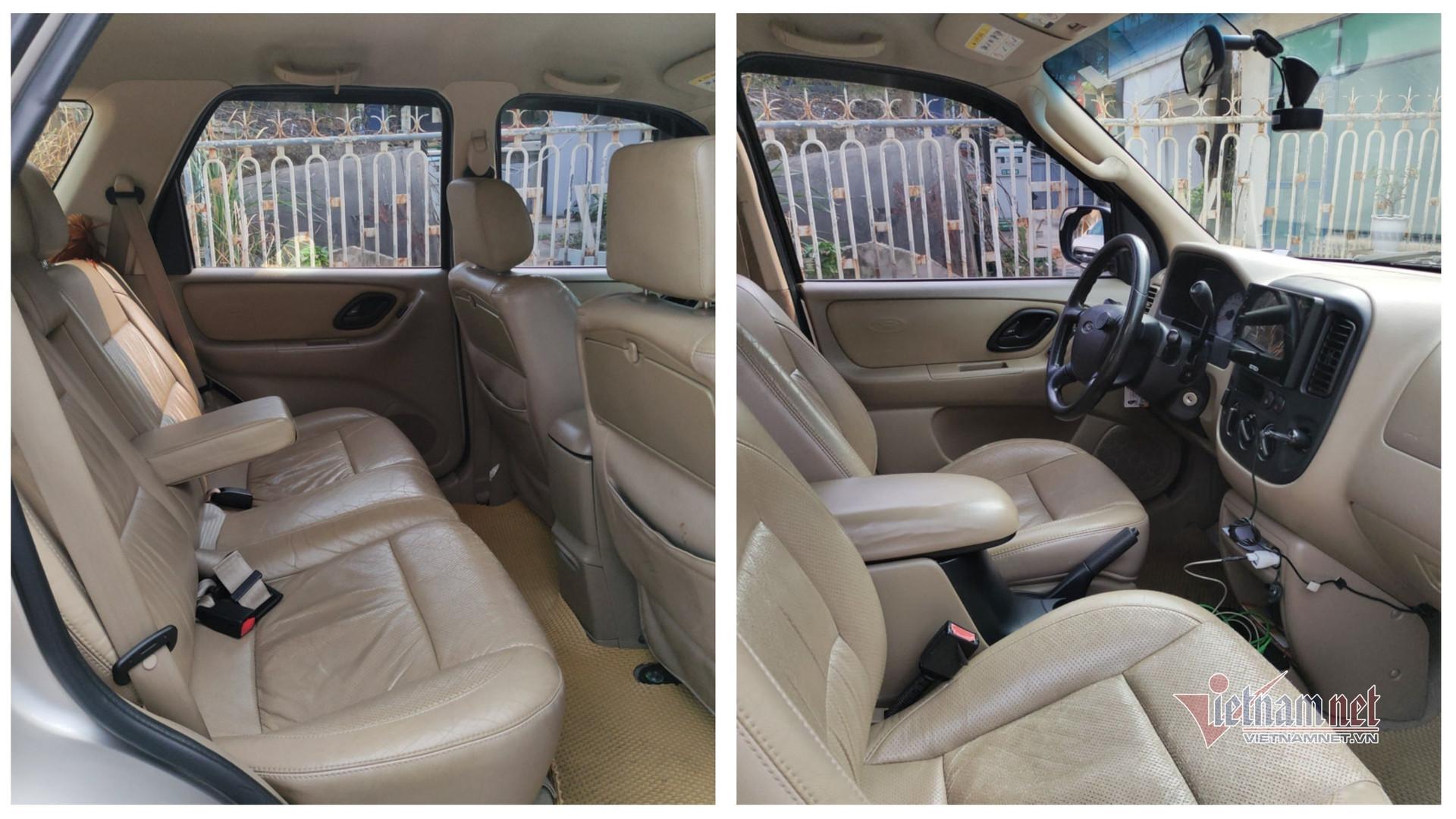 Ford Escape 2007 giá 200 triệu, ngốn xăng nhưng bền bỉ-2
