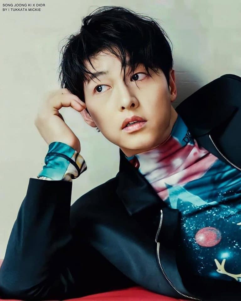 6 bí mật chưa tiết lộ về Song Joong Ki-3