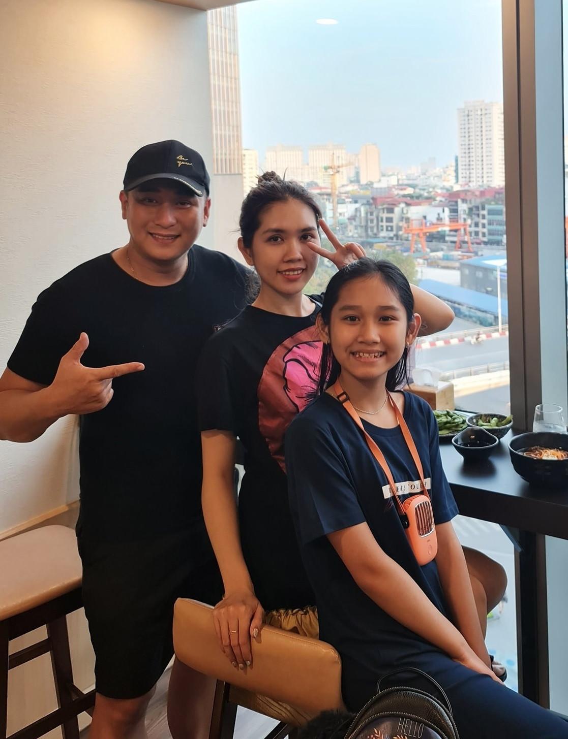Vợ kém 13 tuổi của Minh Tiệp ngày càng trẻ trung, xinh đẹp-20