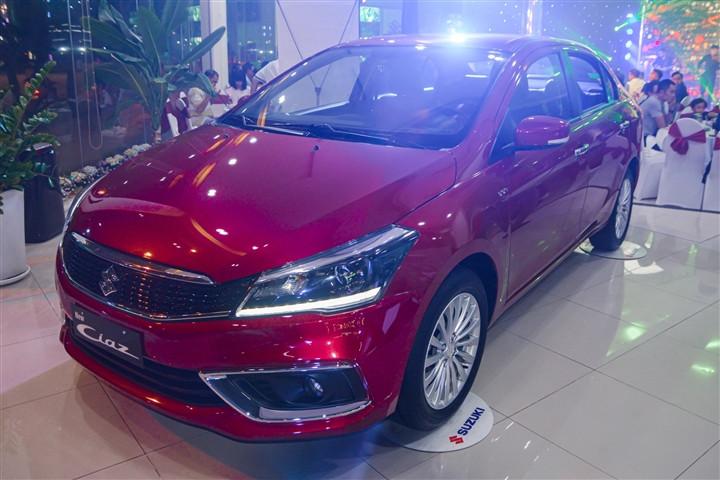 Toyota Vios và các mẫu sedan bình dân được giảm giá trong tháng 6-3