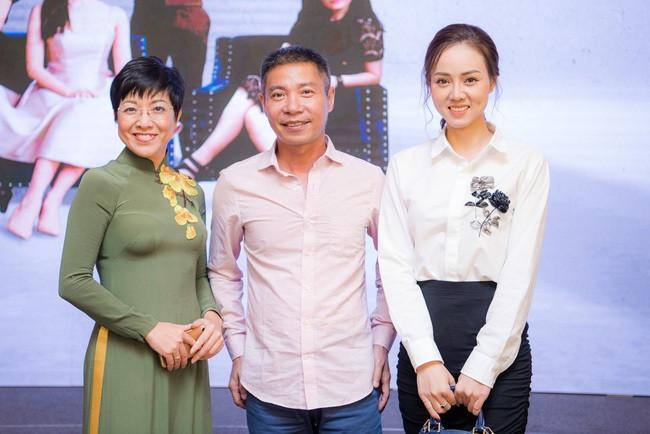 Vợ 3 Công Lý nói gì khi bị nghi diễn thân thiết lố bịch với MC Thảo Vân?-2