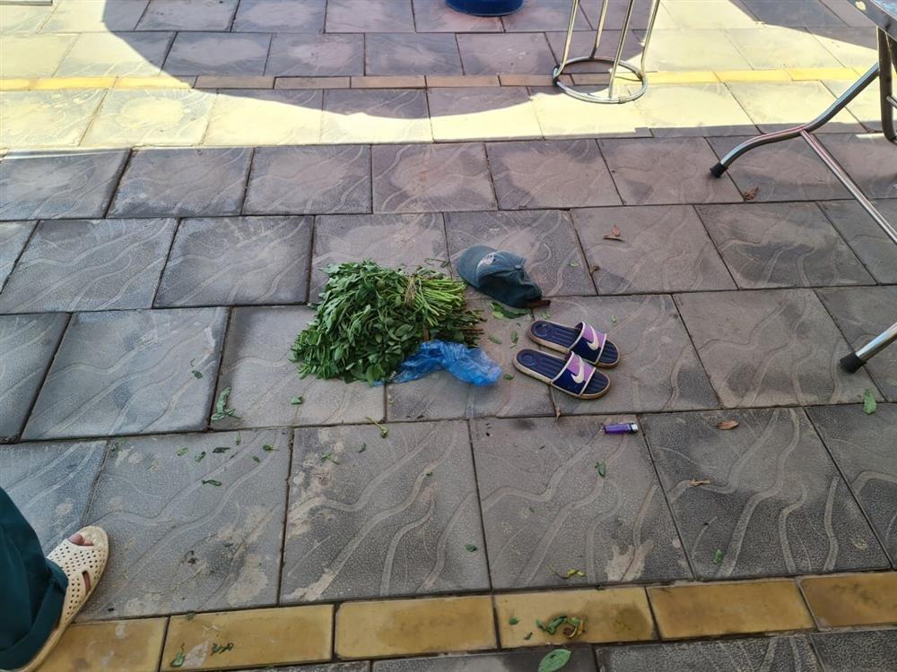 Bắc Giang: Bắt đối tượng vận chuyển ma túy qua chốt kiểm dịch Covid-19-1