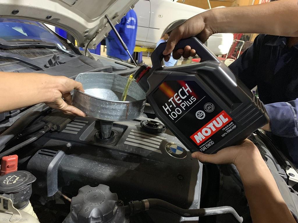 Kinh nghiệm lựa chọn dầu nhớt phù hợp xe ô tô-2