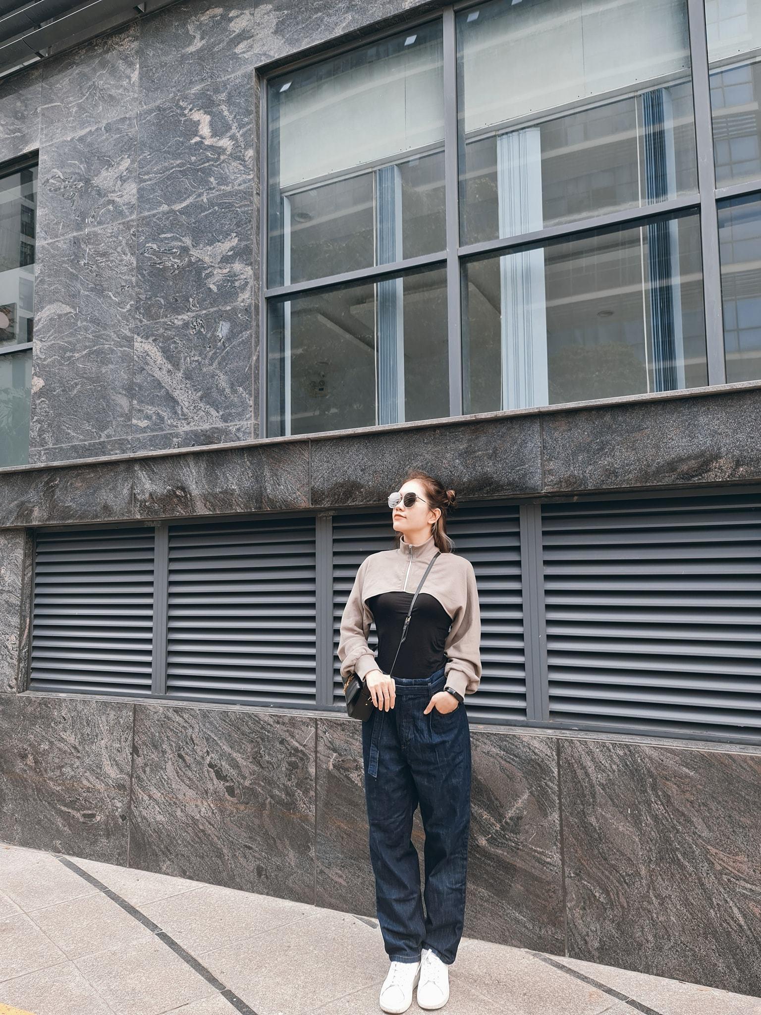 Vợ kém 13 tuổi của Minh Tiệp ngày càng trẻ trung, xinh đẹp-17