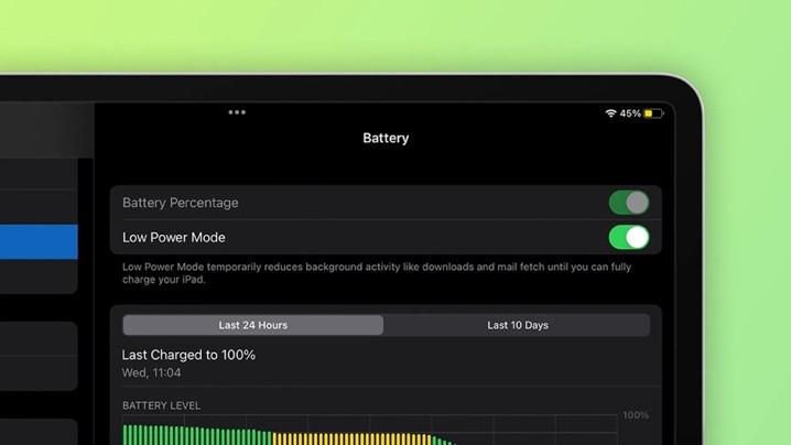 Cách bật chế độ tiết kiệm pin trên iPadOS 15 và macOS Monterey-1