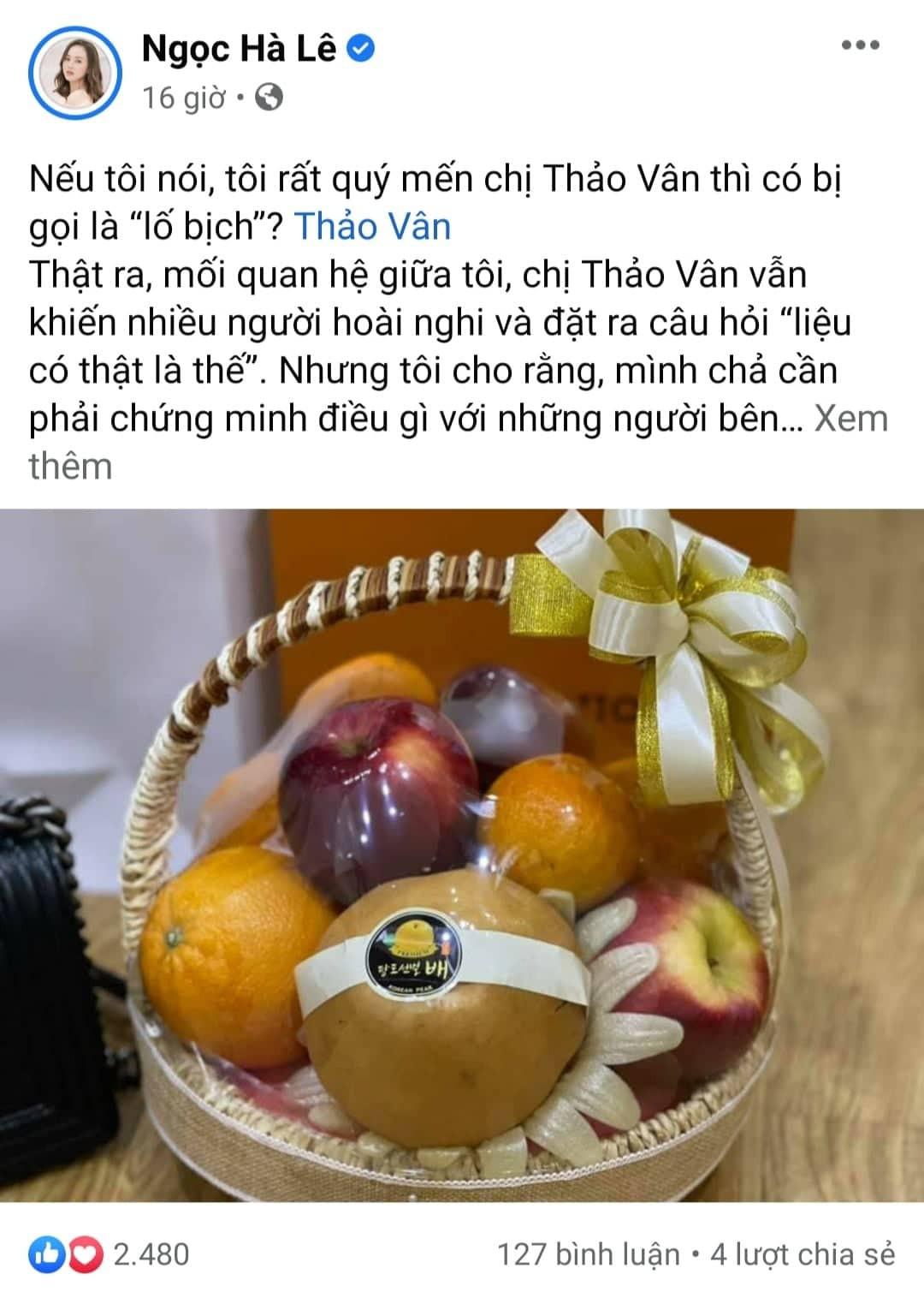 Vợ 3 Công Lý nói gì khi bị nghi diễn thân thiết lố bịch với MC Thảo Vân?-3