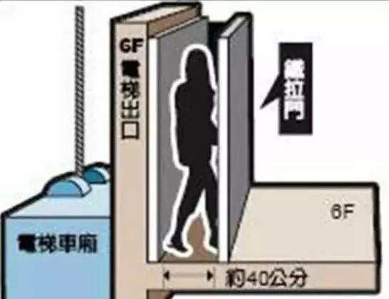 Bấm nhầm tầng thang máy, người phụ nữ rơi vào cái bẫy kinh hoàng, 6 ngày mắc kẹt ở tư thế đứng và chết trong tuyệt vọng-4