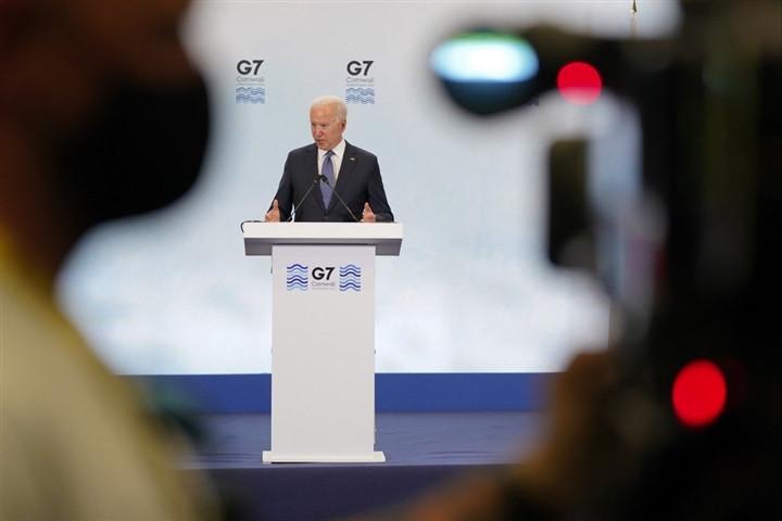 3 thượng đỉnh ở châu Âu và 1 mục tiêu đối phó Trung Quốc của Tổng thống Biden-1
