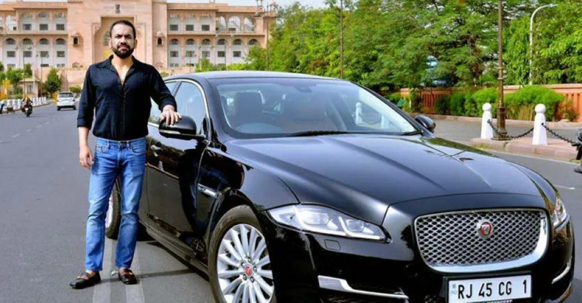 Người vá lốp xe đổi đời, sắm ô tô sang, biển VIP-1