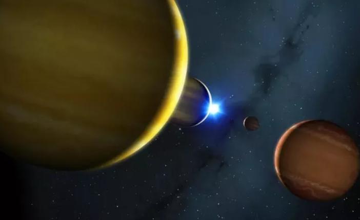 Ngày tận thế ở Hệ mặt trời khác: 4 hành tinh bị bắn tung-1