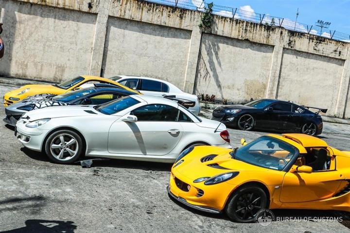 Nhiều siêu xe bị tiêu hủy tại Philippines-6