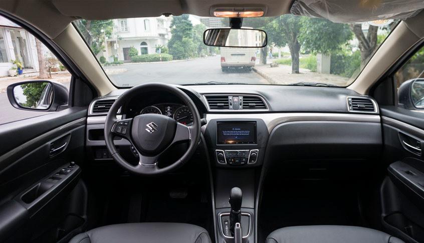 Giải mã Suzuki Ciaz giá rẻ nhưng ế ẩm nhất phân khúc sedan hạng B-4