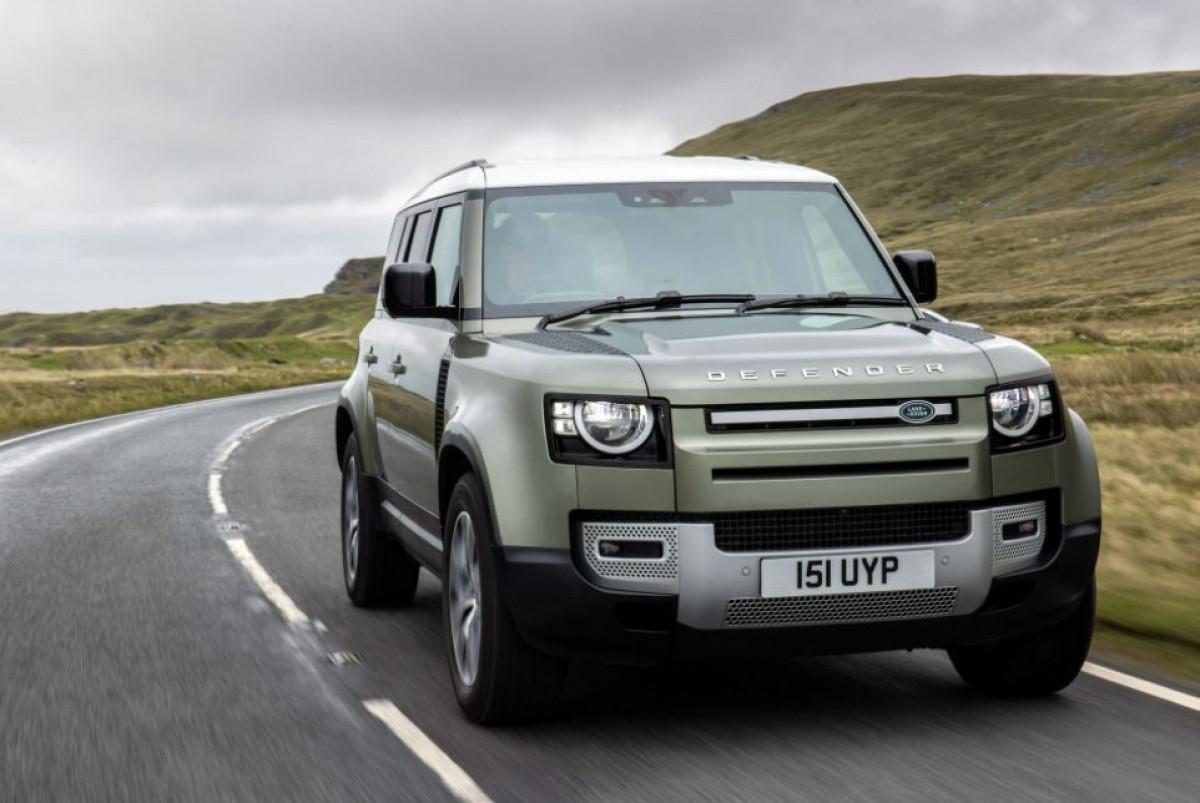 Land Rover Defender sẽ có phiên bản sử dụng pin hydro-1