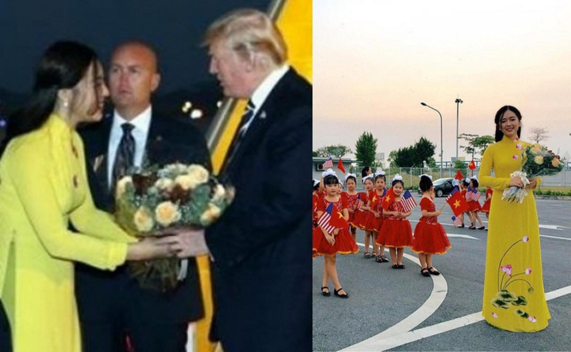 Nữ BTV VTV vừa được cầu hôn trên máy bay: Từng tặng hoa Tổng thống Trump-3