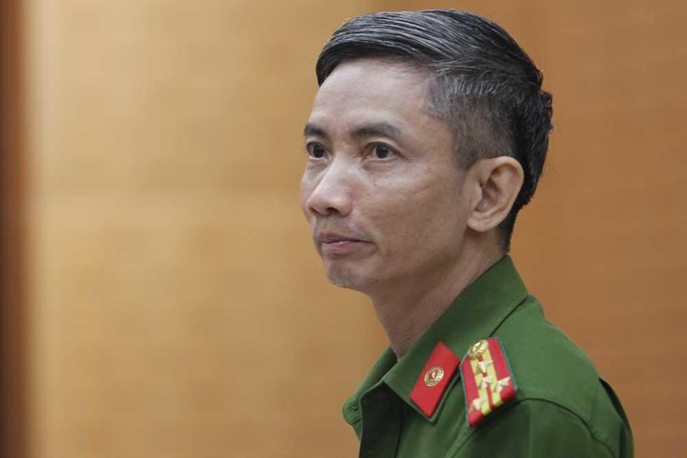 Cựu Tổng cục phó Tổng cục Tình báo Nguyễn Duy Linh bị truy tố tội nhận hối lộ-1