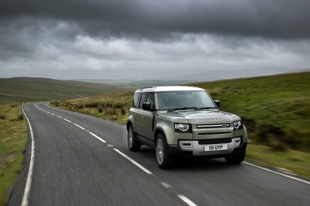 Land Rover Defender sẽ có phiên bản sử dụng pin hydro-3