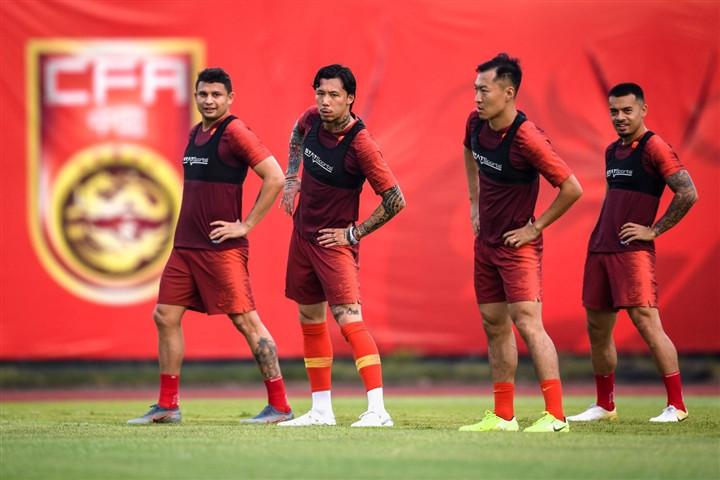 Báo Trung Quốc muốn đội nhà tránh tuyển Việt Nam, không ngại Hàn Quốc, Australia-1
