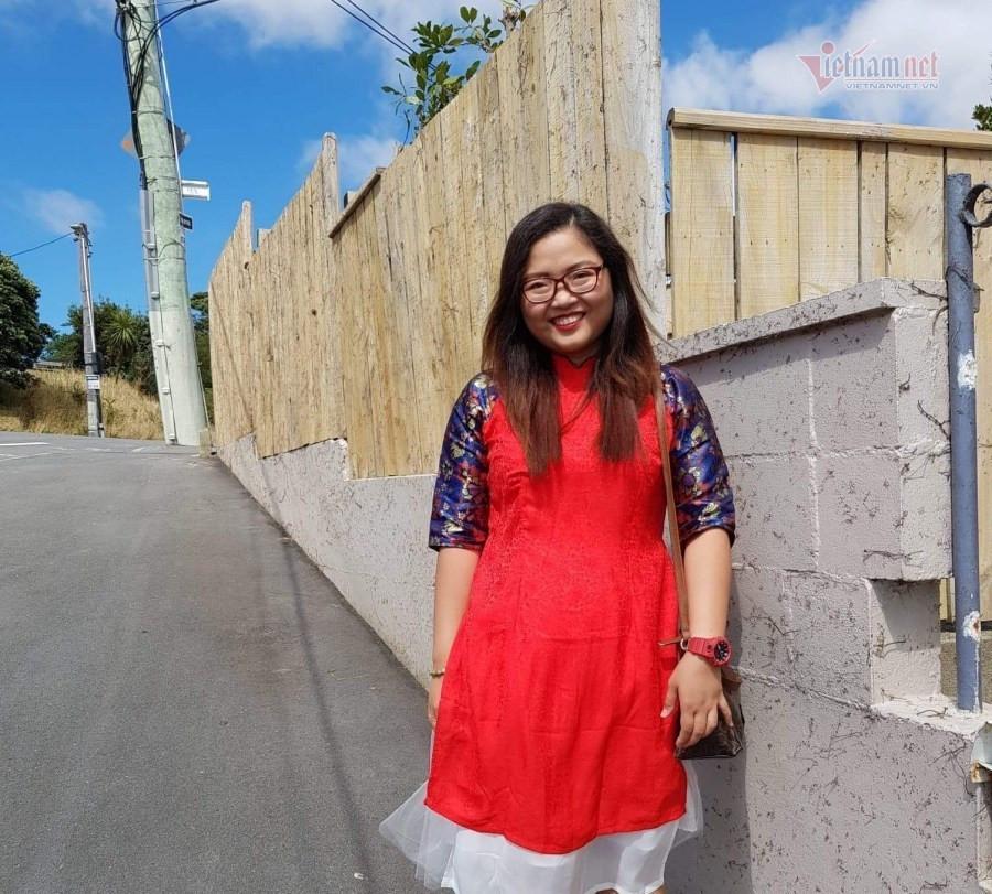 Trái ngọt của cô gái Việt 2 lần trượt đại học, từng phải làm lao công-1