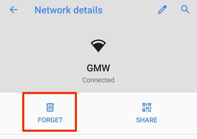 11 cách khắc phục lỗi Android kết nối với Wi-Fi nhưng không có Internet-7