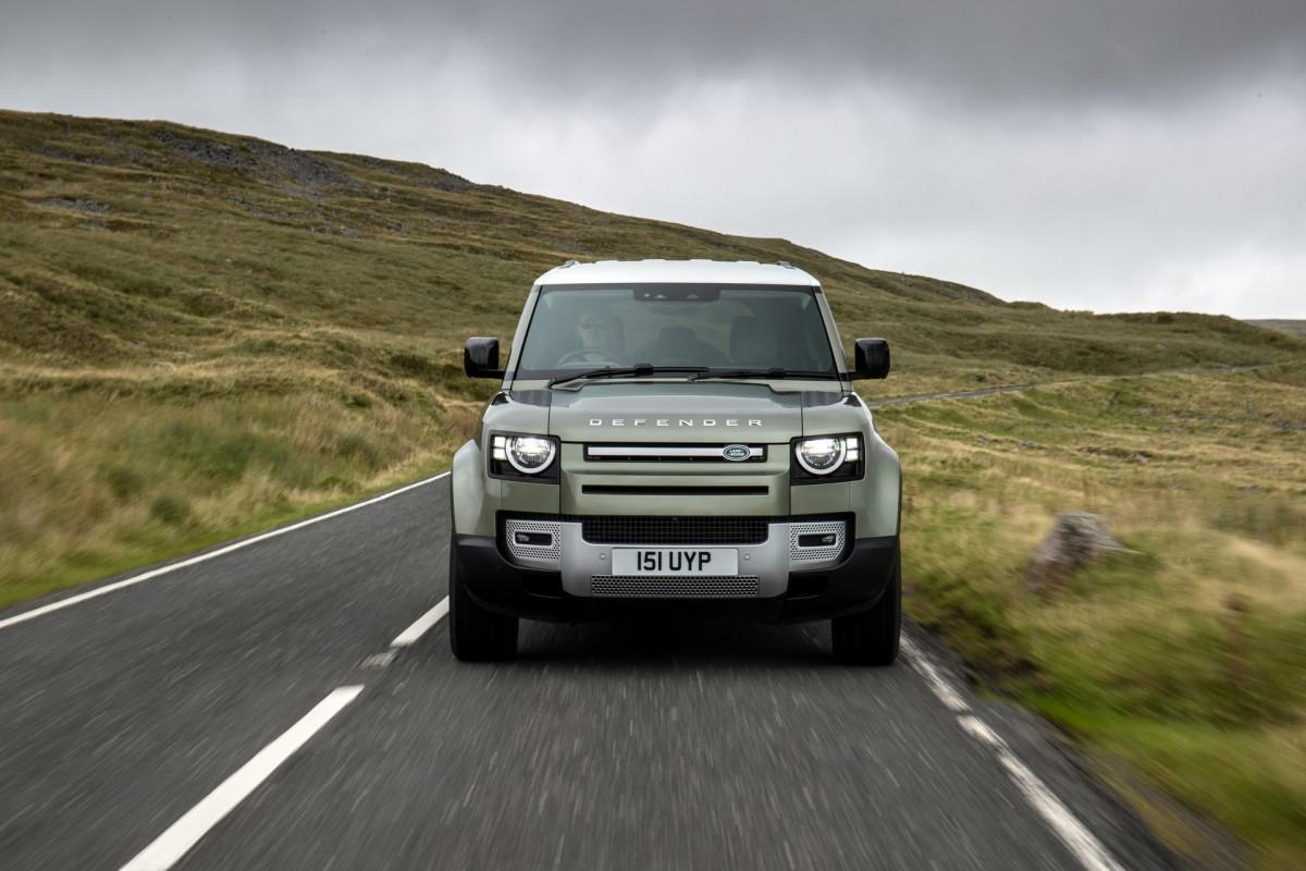 Land Rover Defender sẽ có phiên bản sử dụng pin hydro-2