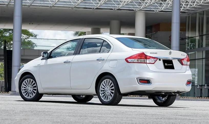 Giải mã Suzuki Ciaz giá rẻ nhưng ế ẩm nhất phân khúc sedan hạng B-3