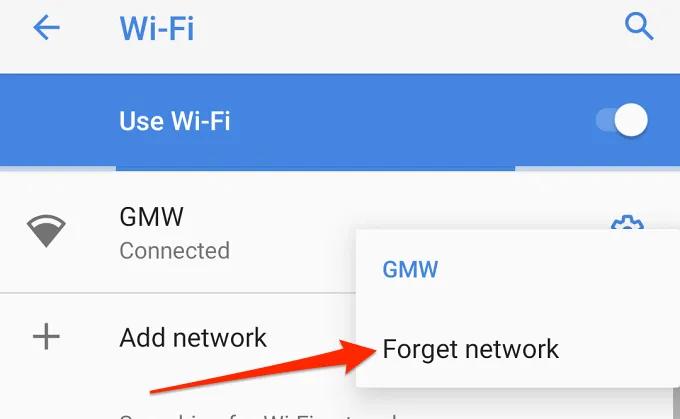 11 cách khắc phục lỗi Android kết nối với Wi-Fi nhưng không có Internet-6