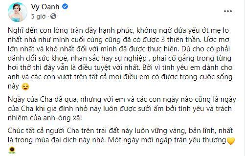 Vy Oanh vẫn bị công kích đẻ mướn, giật chồng sau ồn ào với CEO-1