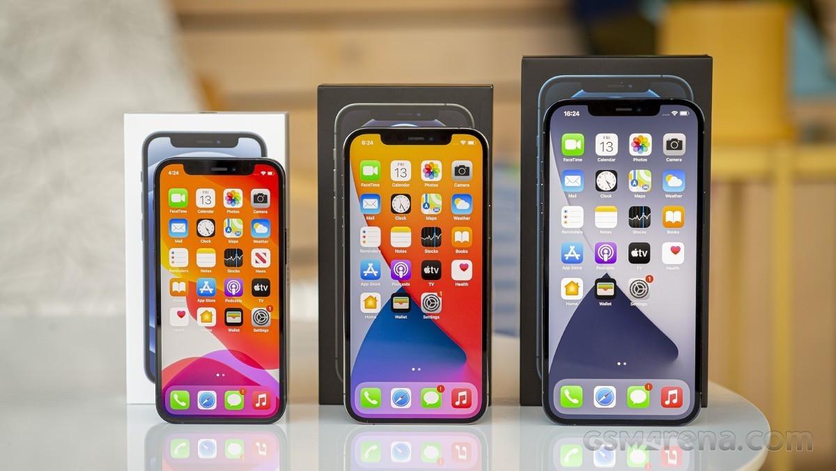 Apple ngừng sản xuất iPhone 12 mini