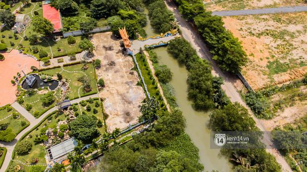 Toàn cảnh Nhà thờ Tổ 100 tỷ của NS Hoài Linh: Trải dài 7000m2, nội thất hoành tráng sơn son thếp vàng, nuôi động vật quý hiếm-2